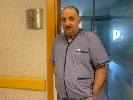 Bəhram Bağırzadə ilk dəfə koronavirusa yoluxması barədə danışdı - FOTO