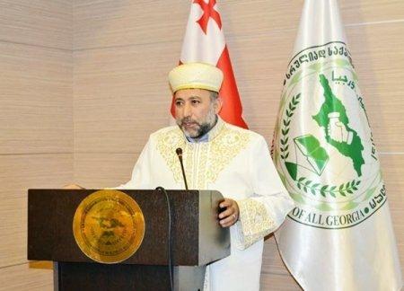 Gürcüstan Müsəlmanları İdarəsinin müftisiİSTEFA VERDİ