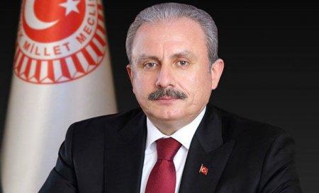 """Mustafa Şentop: """"Türkiyə zəfərə qədər Azərbaycanla bərabərdir"""""""