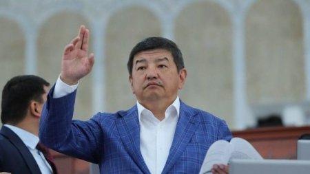 Japarov Qırğızıstan Prezidentinin səlahiyyətlərini qəbul etdi