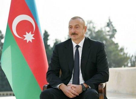 İlham Əliyev Türkiyənin Baş Ombudsmanını qəbul edib