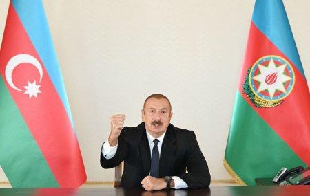 """Prezident: """"Dağlıq Qarabağda heç bir referendum olmayacaq, heç vaxt"""""""