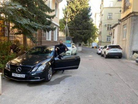 Ön cəbhədə döyüşən əsgərin avtomobil arzusu gerçəkləşdirildi - FOTO/VİDEO