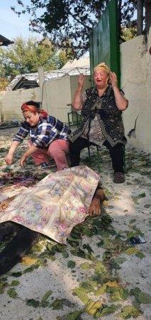 Xarabalığı xatırladan Bərdə - Qan donduran FOTOLAR