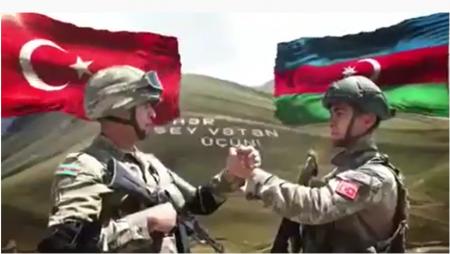 Türkiyə Müdafiə Nazirliyi Azərbaycan Ordusunun qələbəsinə həsr olunan videoçarx hazırlayıb - VİDEO