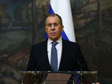 Qarabağda atəşin dayandırılması 3 ölkənin birgə iştirakı ilə həll olunub - Lavrov