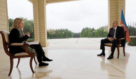 İlham Əliyev BBC-nin siyasətini darmadağın etdi - Video