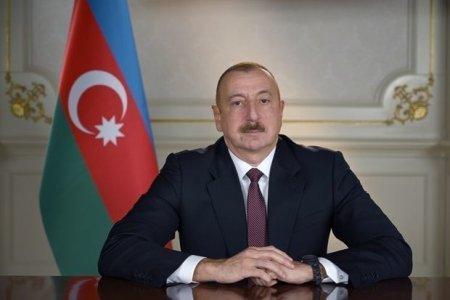 İlham Əliyev xalqa müraciət edir - CANLI YAYIM