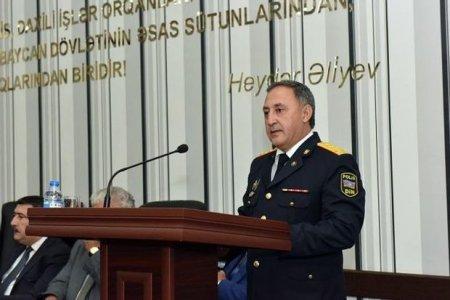 Bakı şəhər Baş Polis İdarəsinə rəis təyin edilib