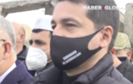 13 yaşlı Kənanın ifası Hikmət Hacıyevi kövrəltdi- Video