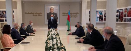 Azərbaycan Texniki Universitetinə yeni prorektor təyin olunub