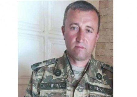 Şəhid olan polkovnik-leytenantın nəşiTAPILDI