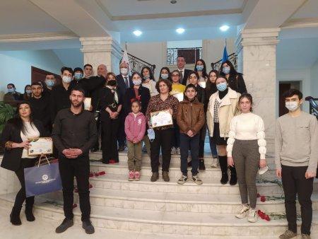 """Tbilisidə """"Müstəqilliyə aparan yol: Azərbaycan–Gürcüstan"""" müsabiqəsinə yekun vurulub"""