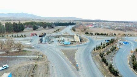 M2 magistralının 130 km-lik sonuncu hissəsinin genişləndirilməsi davam edir