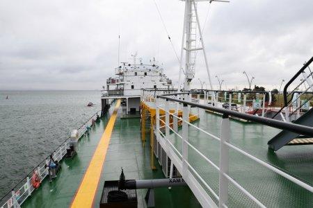 Dünyada ilk dəfə Bakıda yaradılan tanker-muzeyin açılışı oldu - Fotolar