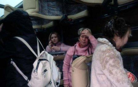 Türkiyədə ard-arda turistləri daşıyan 2 avtobus aşdı - 1 ölü, 29 yaralı