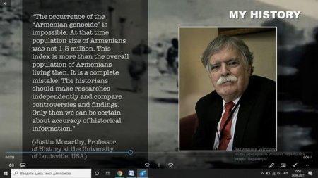 """Kanadada qondarma """"erməni soyqırımı"""" yalanları haqqında ingilis dilində videomaterial hazırlanıb - VİDEO"""