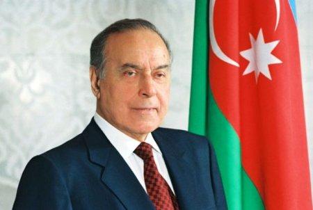 Heydər Əliyev - Azərbaycan qədər əbədi