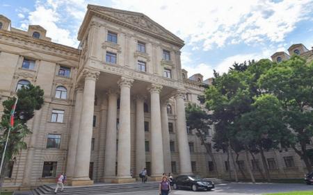 XİN: Texniki məsələ Azərbaycana qarşı qarayaxma kampaniyası ilə şişirdilib