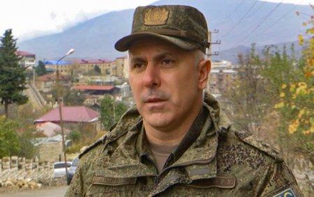 Rüstəm Muradov da Ermənistanla sərhədə gəldi