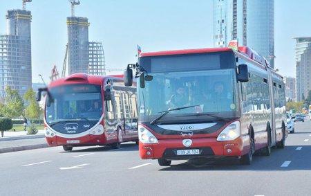 M8 avtobusunda gediş haqqı azaldıldı