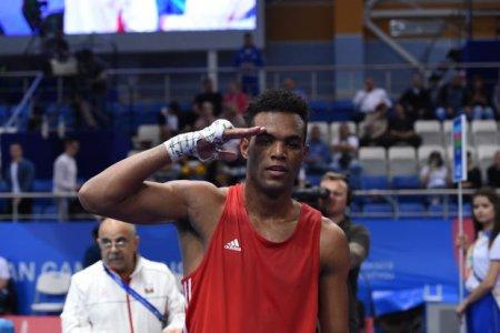 Azərbaycan boksçusu Olimpiadanın 1/4 finalına yüksəldi