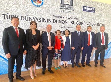 """AK Partiya Balıkesir Millət vəkili Yavuz Subaşı - """"Bizim Qızıl Almamız Türk Dünyasının Birləşməsidir"""" - Reportaj"""