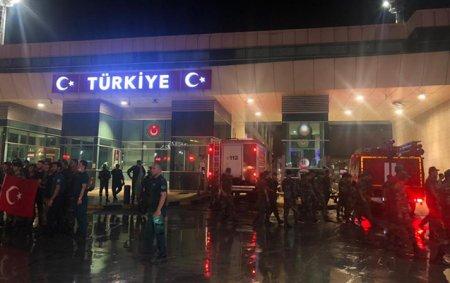 Növbəti yanğın-xilasetmə qrupu Türkiyəyə çatıb - Video