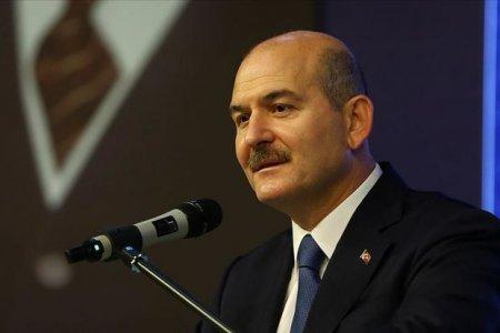 """Süleyman Soylu: """"Azərbaycan qardaşlarımız gücümüzə güc qatır"""""""