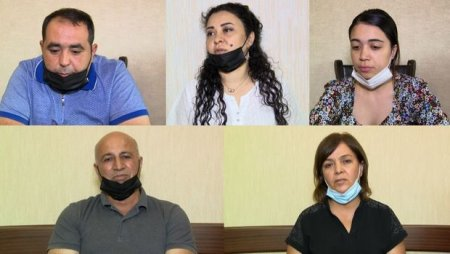 Azərbaycanda saxta COVID pasportu satan tibb işçiləri ələ keçdi