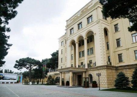 MN Ermənistanın əsgərlərimizin otlaqları yandırması ilə bağlı MƏLUMAT YAYDI
