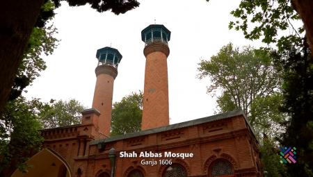 """Mədəniyyət Nazirliyi """"İslam irsimizi tanıyaq"""" layihəsi çərçivəsində təqdim edir: """"Şah Abbas"""" məscidi - Video"""