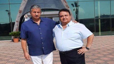 Seyfullah Türksoy, dünyaca ünlü organizatör Ahmet San'ın dev projesini anlattı