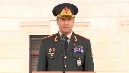 Vilayət Eyvazov polkovnik-leytenantı yüksək vəzifəyə TƏYİN ETDİ