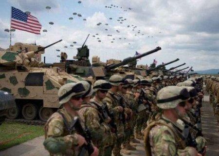 ABŞ-da partlayış təhdidinə görə hərbi baza bağlandı
