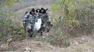 Daha 1 erməni hərbçinin cəsədinin qalıqları tapıldı