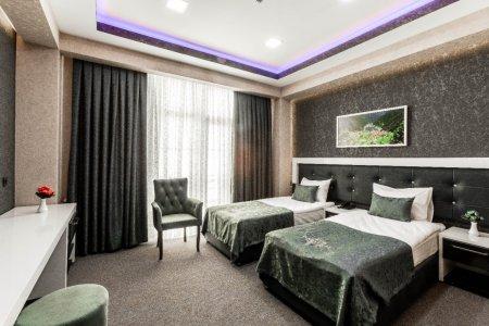İsmayıllı Resort Hotel yolunuzu gözləyir