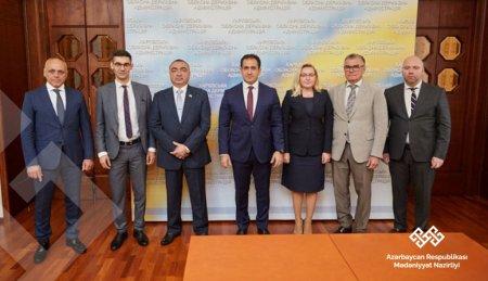 Ukraynanın Xarkov vilayəti Azərbaycanla mədəni əməkdaşlığı genişləndirmək istəyir
