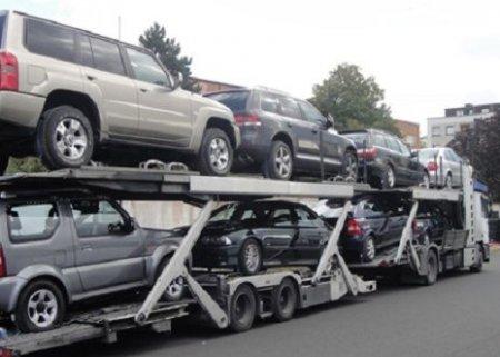 İyul ayında Azərbaycana 404 yük avtomobili gətirilib
