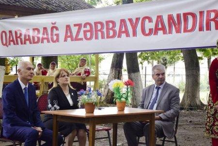 """Masallı rayonunda """"Mədəniyyət kəndlərdə"""" layihəsinə start verilib"""